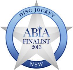 ABIA Print Finalist DiscJockey13