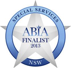 ABIA Print Finalist SpecialServices13